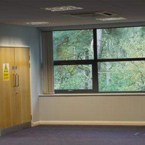 Willows internal window