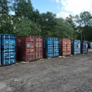 Container Hire Ransom Wood