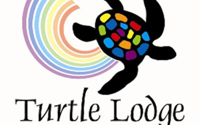 turtle lodge logo