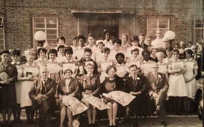 Ransom Hall Group Photo
